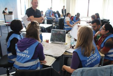 Masters of Disaster Management for Environmental Hazards MSc Image
