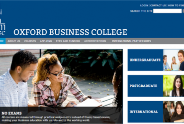 Oxford Business College Image