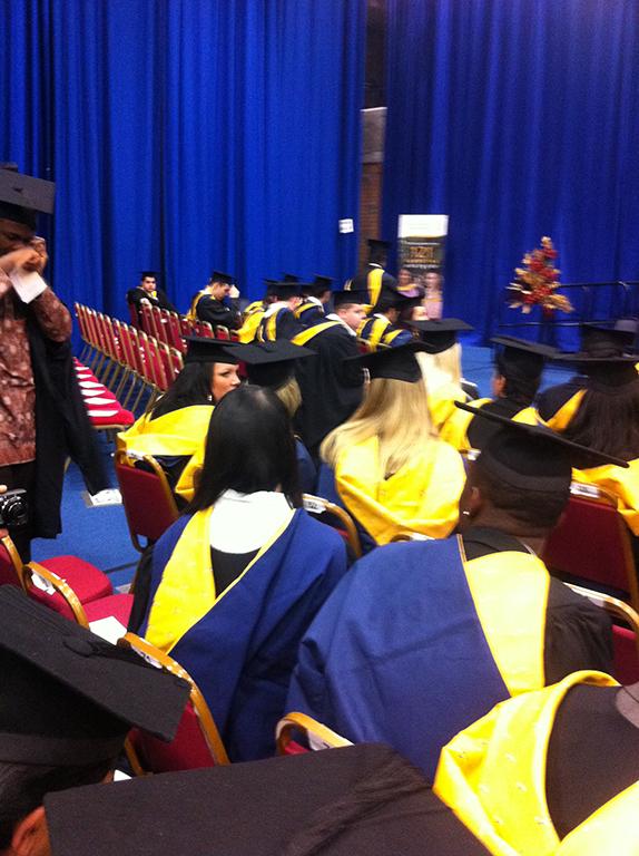 University of South Wales, Graduation ceremony image-4
