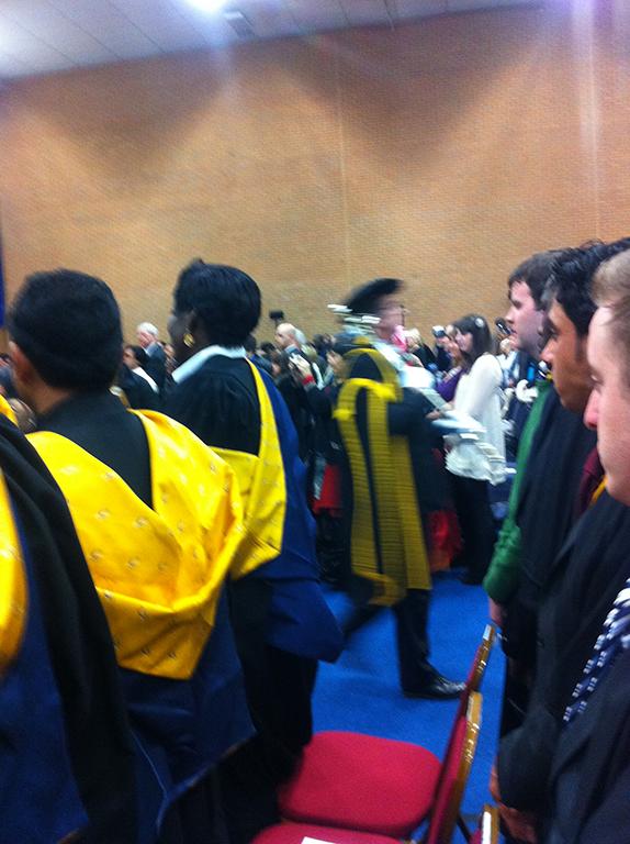 University of South Wales, Graduation ceremony image-6
