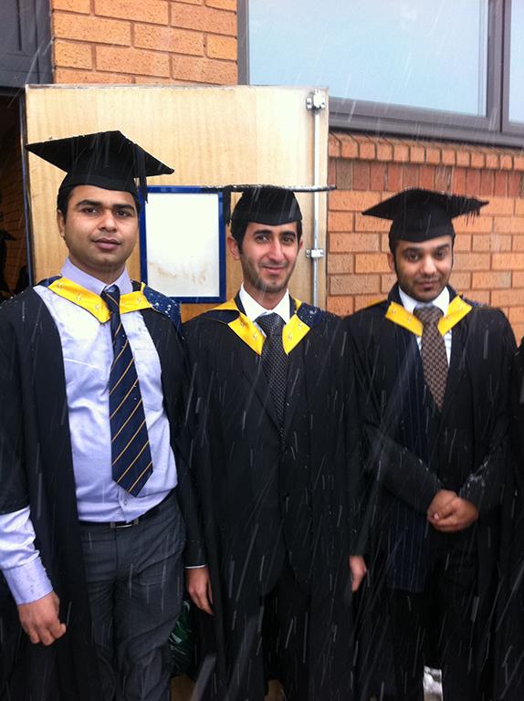 University of South Wales, Graduation ceremony image-7