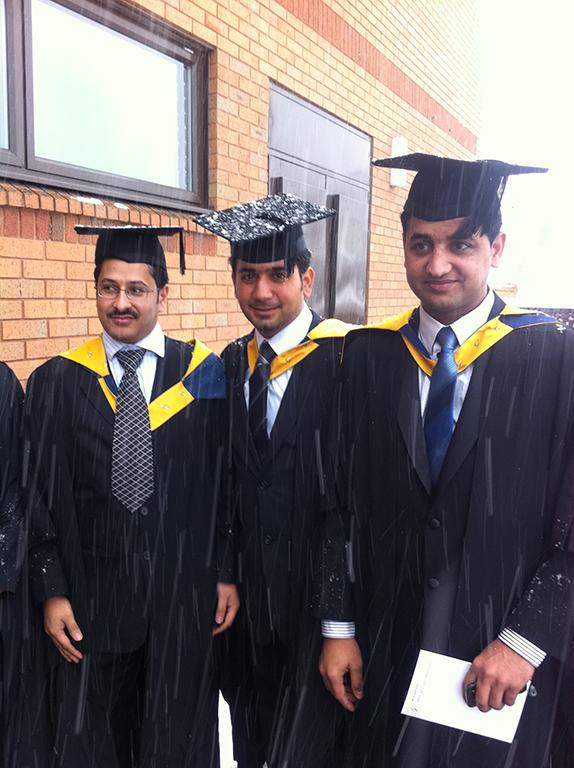 University of South Wales, Graduation ceremony image-8
